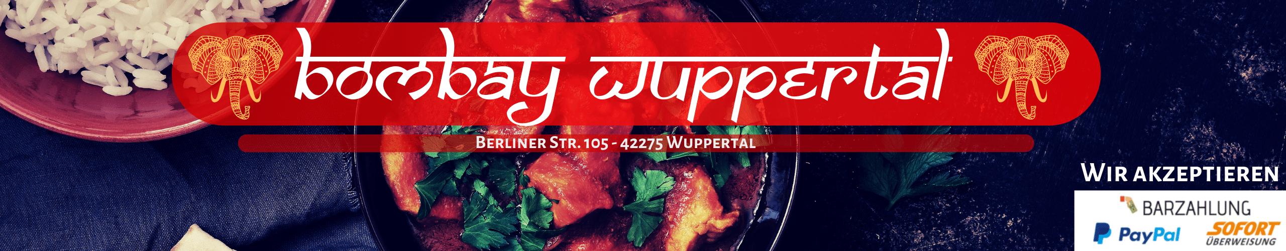 Indisches Restaurant Bombay Wuppertal